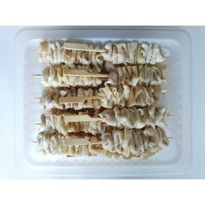 닭가죽꼬치 20꼬치(700g)