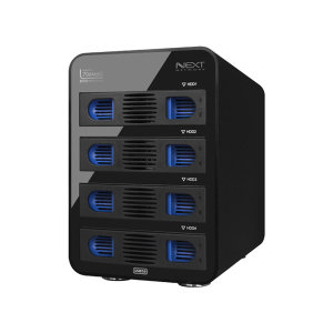 NEXT 706M6G USB3.0 4Bay 데이터스토리지