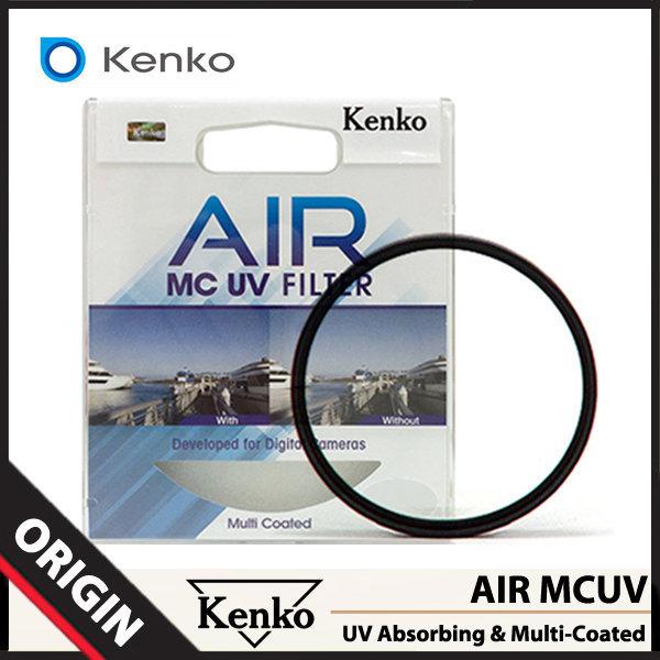 겐코 AIR MCUV 필터 49mm/슬림필터/렌즈필터