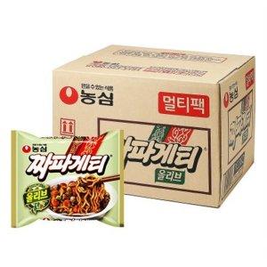 농심 짜파게티 40개입 1box