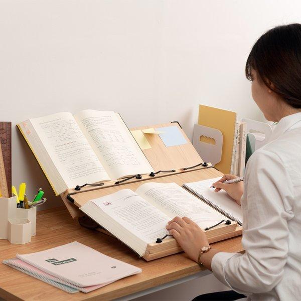 위너독서대 60SE 2단 향균독서대  책받침대