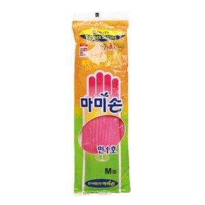 마미손)고무장갑(중)