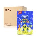 큐브 구미 4D 블록 젤리 (64gX96EA) 1BOX