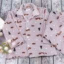 토리의겨울 남아동 울트라밍크 수면잠옷 겨울아동잠옷