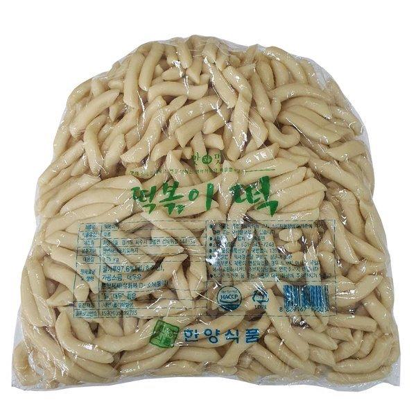 한양식품 밀떡볶이떡(소)/밀떡볶이 밀떡 떡볶이떡