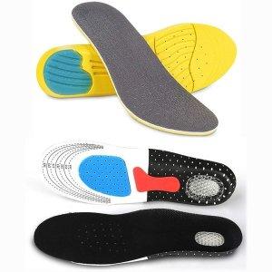 루아르모 1+1 기능성 메모리폼 라텍스 쿠션 신발 깔창