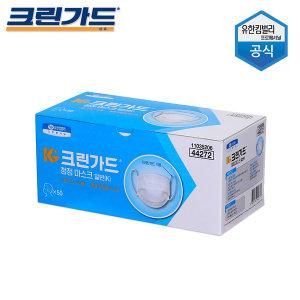 유한킴벌리 국산 필터 일회용 마스크 50매 44272-01