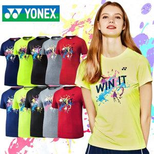 (배드민턴마켓) 요넥스/남여배드민턴의류/티셔츠