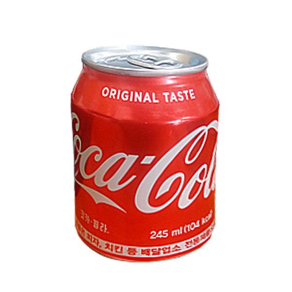 코카콜라 245ml 업소용 (24캔) 무료배송