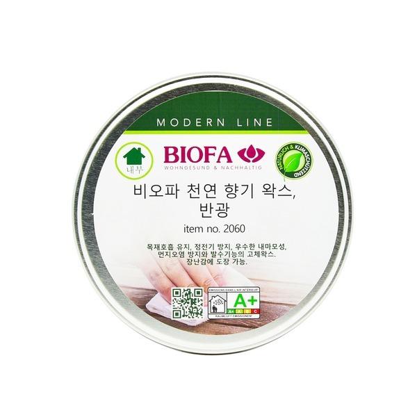 비오파 향기 왁스 2060 (250ml) 가구보호 마감