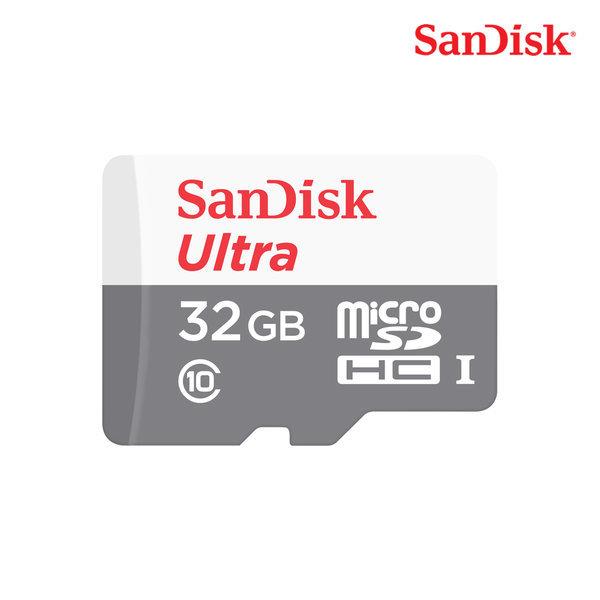 SOI 샌디스크 울트라(80mb) 마이크로SDHC 32GB