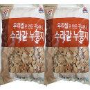대용량/사조오양 수라간 누룽지3kg x 2봉
