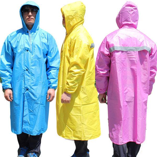 패스톤 장우의 레인코트 등산우의 낚시우의 우비 비옷