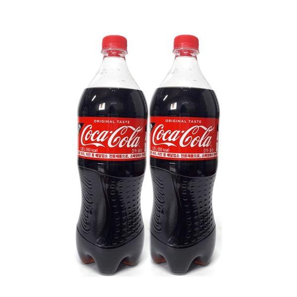 코카콜라 1.25Lx12펫(업소용)/최근상품/당일발송