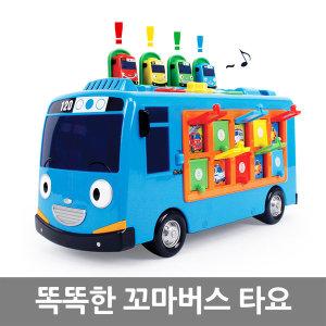 똑똑한 꼬마버스 타요 / 타요버스 자동차 멜로디완구