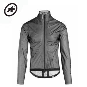 (ASSOS) ASSOS 2021 아소스 방풍방수자켓 EQUIPE RS Schlosshund Rain Jacket EVO Black Series 이큅 RS...