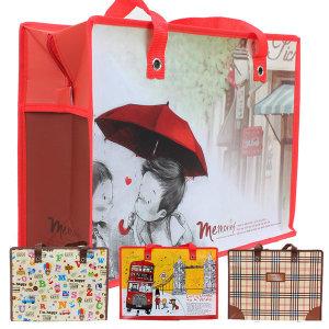 타포린백(중형) 여행가방 비치백 쇼핑백 보조가방