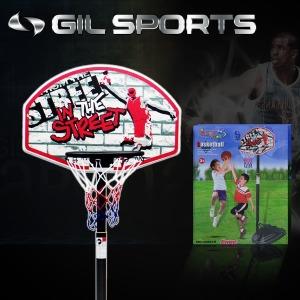 지아이엘/2in1 농구대/농구링/농구골대/링/백보드