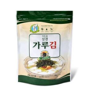 재래식가루김 김가루 한정수량 70gx3봉