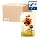 트리오 곡물우리쌀겨 1.2L X10개 (박스)