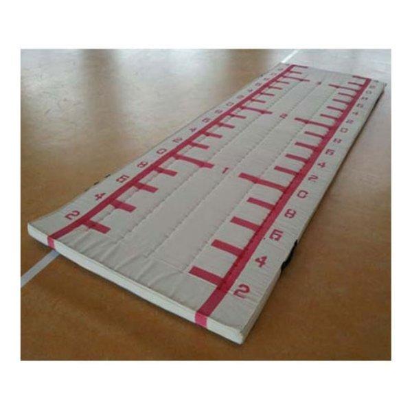 구르기매트+제자리멀리뛰기매트 120x350x6cm