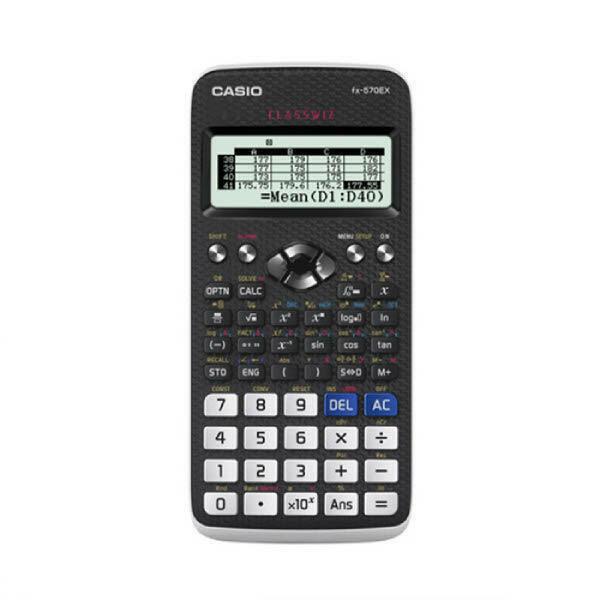 (현대Hmall)CASIO 공학용 계산기 FX-570EX