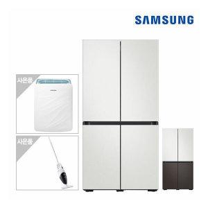 삼성 비스포크 냉장고 4도어(코타) RF85T9003AP+삼성
