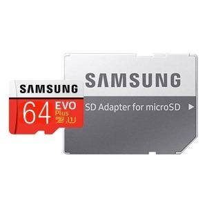 삼성 공식정품 MicroSDXC64GB PLUS 마이크로SD