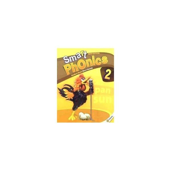 SMART PHONICS 2 SB  NEW EDITION(CD포함)