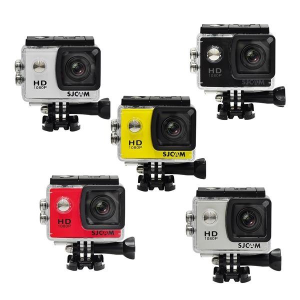 SJCAM SJ4000 블랙 액션캠 Full HD 웹캠 PC카메라