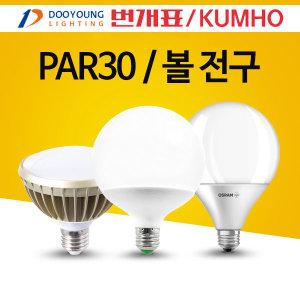 두영 LED 볼전구 램프 삼파장 전구 20W 25w 12W 15w