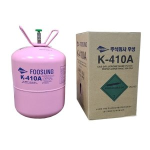 후성 에어컨 냉매가스 (K-410_A 10kg) 냉동 프레온가스