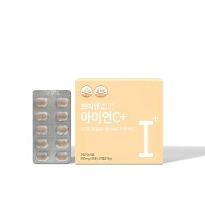 아이언C+/4개월/철분 철분제 비타민C 임산부 영양제