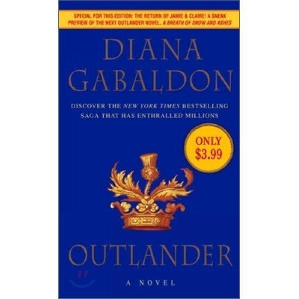 Outlander : 넷플릭스  아웃랜더  원작  Gabaldon  Diana