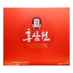 정관장 홍삼원 50ml 60포 명절선물 답례품 쇼핑백포함