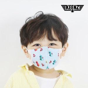 킨즈 베이비 3D 유아마스크 80매