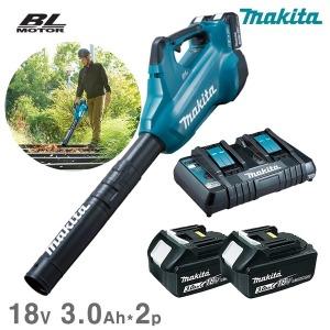 Makita 충전송풍기 B362/18V 3.0Ahx2팩(36V) 블로워