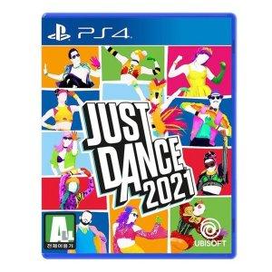PS4 저스트댄스 2021 컴퓨존