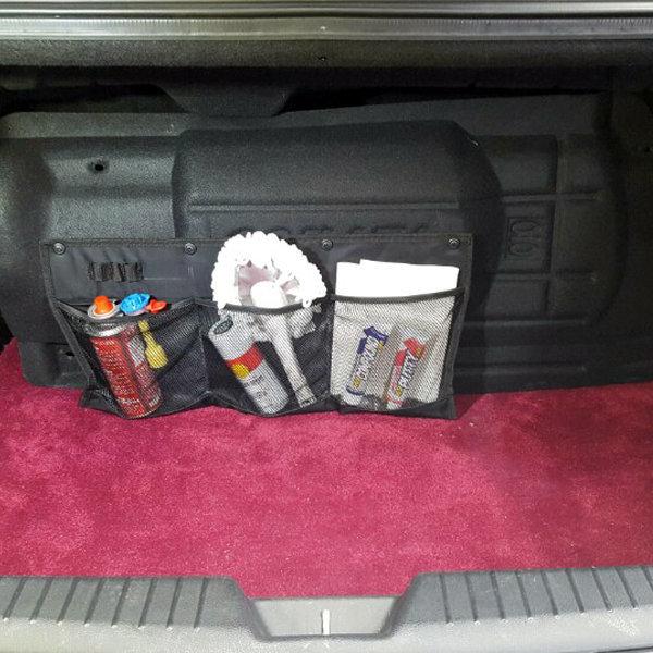 LPG 가스차 트렁크 스크린 격벽 커버/NF소나타 일반형