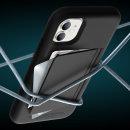 아이폰12미니 카드 범퍼 하드 케이스