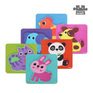 한정수량 마이퍼스트 아기자석 퍼즐 6종
