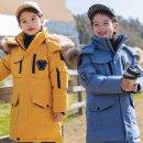 캐나다 포근한 키즈어린이 오리털롱패딩 겨울점퍼L3