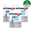 해피홈 슈퍼쿨파스 5매입 3개 (총 15매)