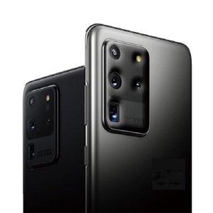 갤럭시S20울트라 3D입체휴대폰카메라보호필름 2매