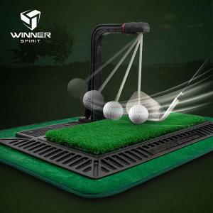 (공식판매점) 위너스피릿 리얼스윙300 골프스윙연습기