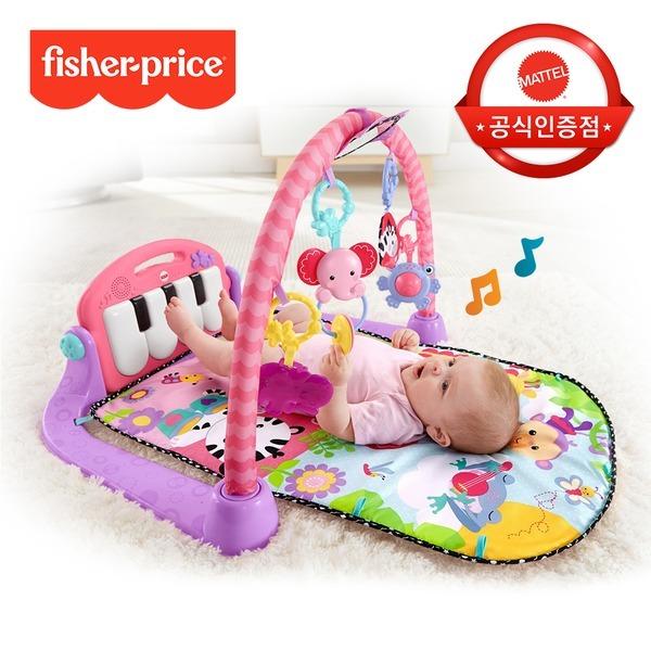 피아노 아기체육관 핑크 / 육아 필수템 / 국민 체육관