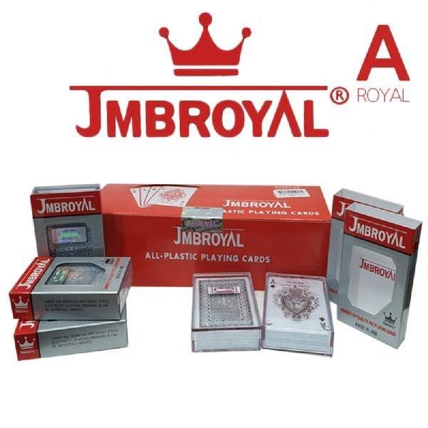 로얄A 포커 트럼프 카드 12벌 JMB014 카드게임 트럼프