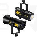 고독스 FV200 순간광 지속광 겸용 하이브리드 LED조명