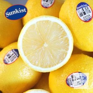 썬키스트 정품 팬시 레몬 로얄과 20과 (2.4kg이내)