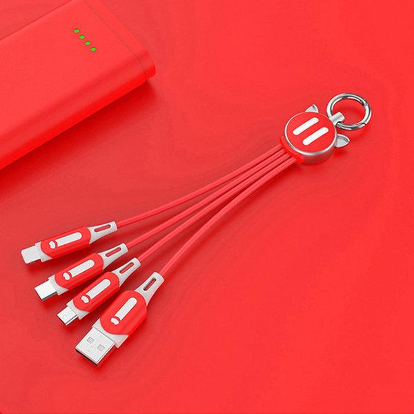충전 케이블 고속 충전기 핸드폰 급속 만능 USB YAC01